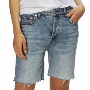 Free People Shorts - NWT free people jean shorts